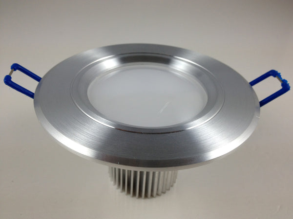 JANUS SILVER RECESSED LED DOWNLIGHT - WeShop Singapore