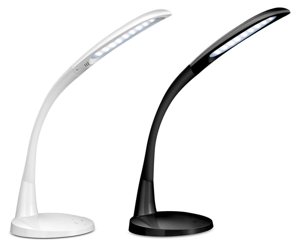FLEXIBLE TOUCH DIMMER LED PANEL LIGHT TABLE LAMP AND USB HUB - WeShop Singapore