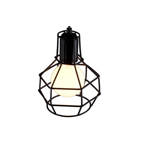 ZODYN SMALL LIFT CAGE PENDANT LIGHT