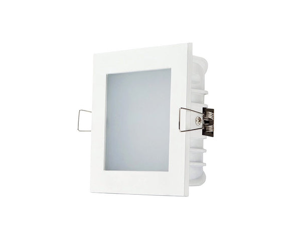 FLUSH SQUARE RECESSED LED DOWNLIGHT - WeShop Singapore