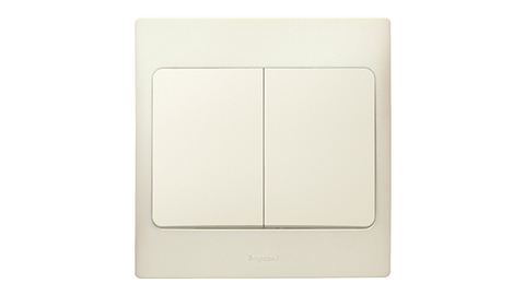 Legrand Mallia Switch (Pearl)