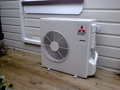 AirCon Normal Cleaning Outdoor Unit - CU