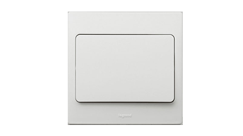 Legrand Mallia Switch (White)