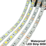 WATERPROOF 5050 LED FLEXIBLE STRIP - WeShop Singapore