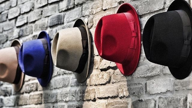 Fedora Hat Frenzy