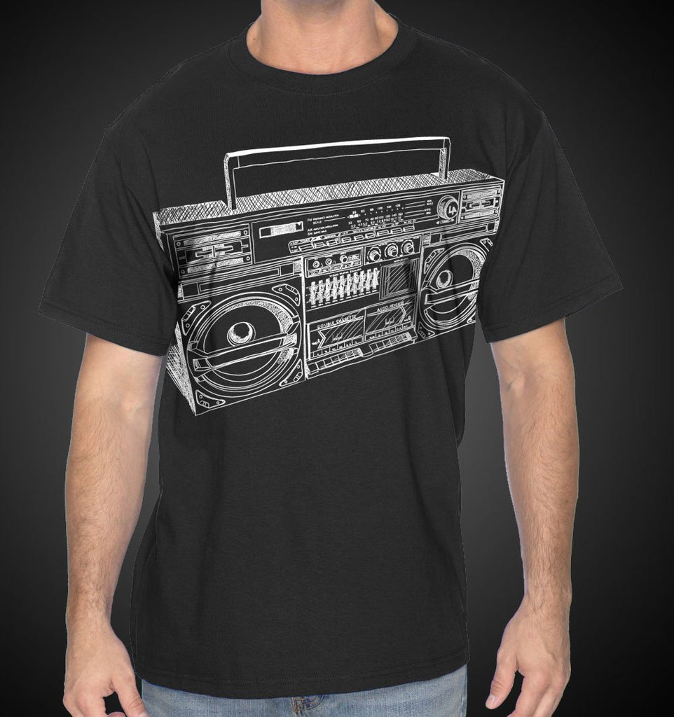 OGGC Original Boom Box Players Tee Shirts - Travell Well