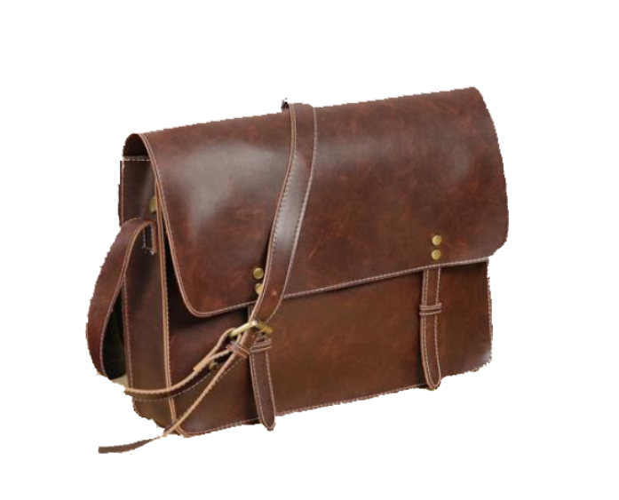 ce61b0f522 ... Vintage Briefcase Rustic Leather Retro Messenger Bags Crossbody Travel Laptop  Briefcase Shoulder Bag - Travell Well ...