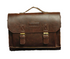 Classic Vintage Briefcase Leather Hasp Top Handle Messenger Bag Laptop Men's Travel Briefcases - Travell Well