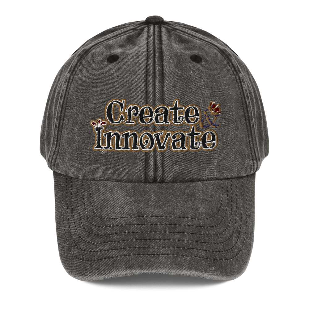 Max La Vida Create Innovate Vintage Hats