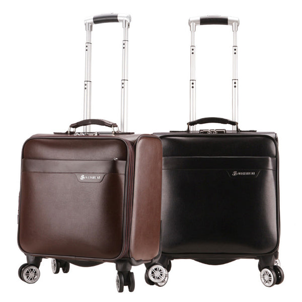 Business suitcase male trolley case wheel 20 inch boarding suitcase,360 Universal Wheel Boarding Anti-theft Password Trolley Case,Man//Woman Travel Luggage Sets