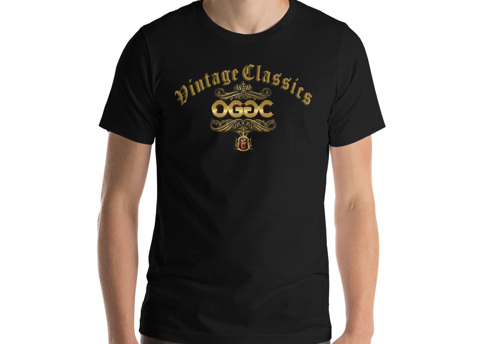 OGGC Shirt Vintage Classics Tee OG Quality T-Shirts - Travell Well