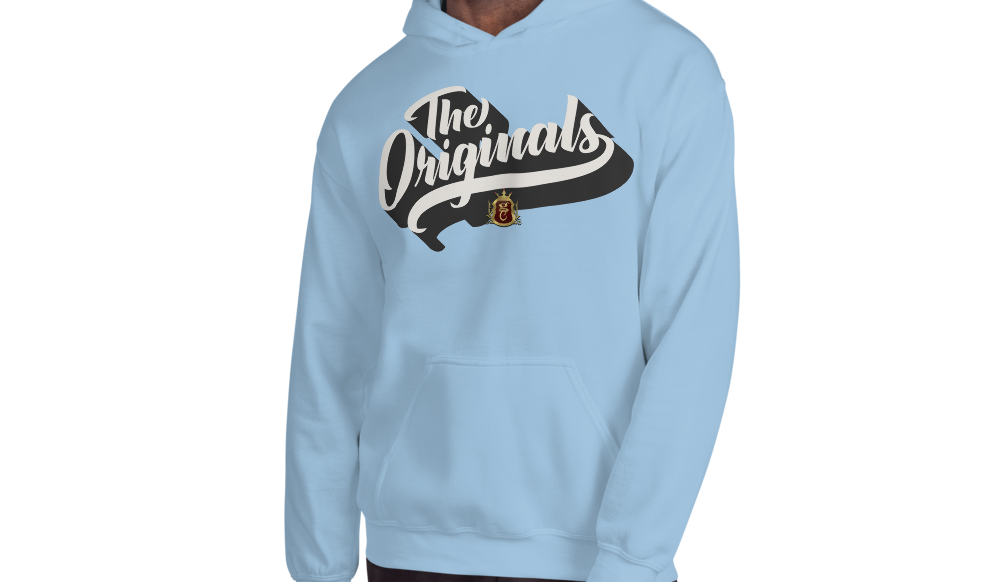 OGGC Hoodie The Originals Hoodies OG Quality Hoods - Travell Well