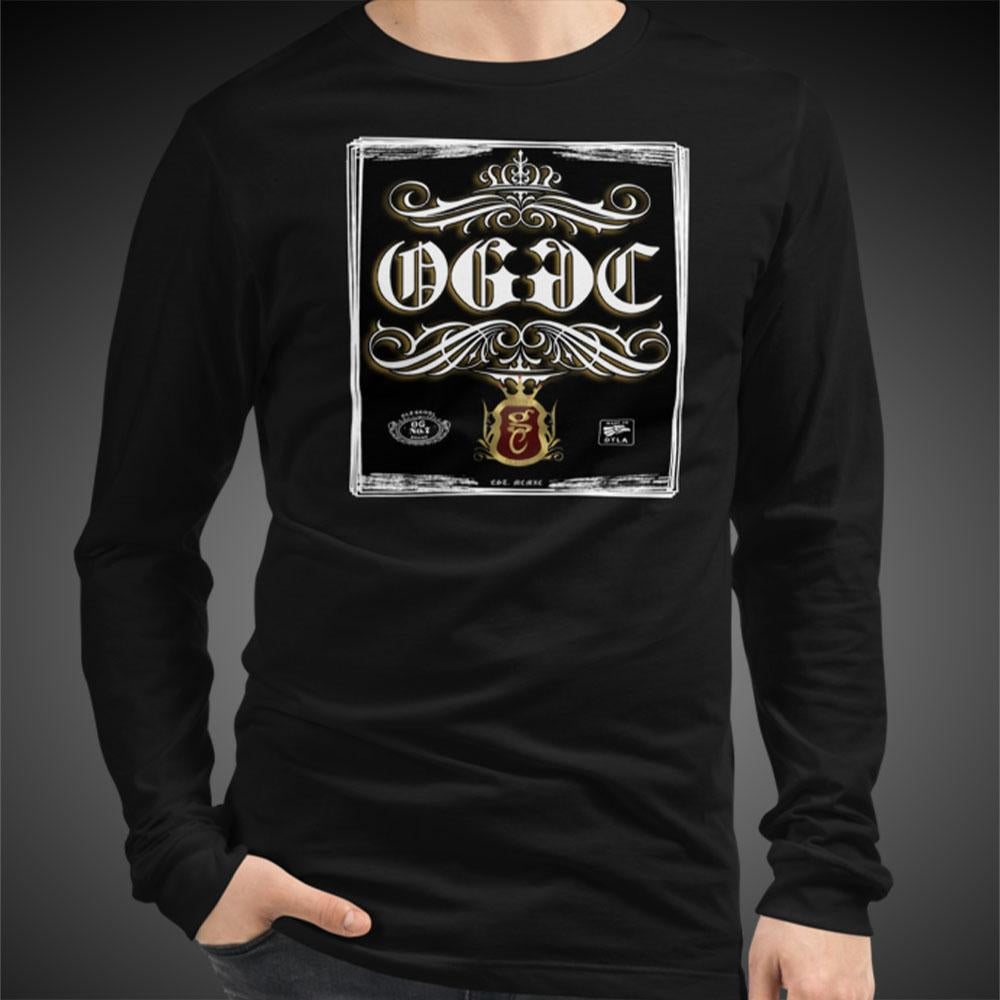 OGGC Old E JD Style Tee Men Long Sleeve Shirt Authentic Quality Men's Shirts - Travell Well