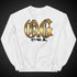 Men's Sweatshirts Gig OG Era Crewneck Pull-Over Sweatshirt Authentic OGGC Quality Apparel - Travell Well