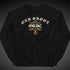 Mens Sweatshirts Old Skool Crewneck Pull-Over Sweatshirt Authentic OGGC Quality Apparel - Travell Well