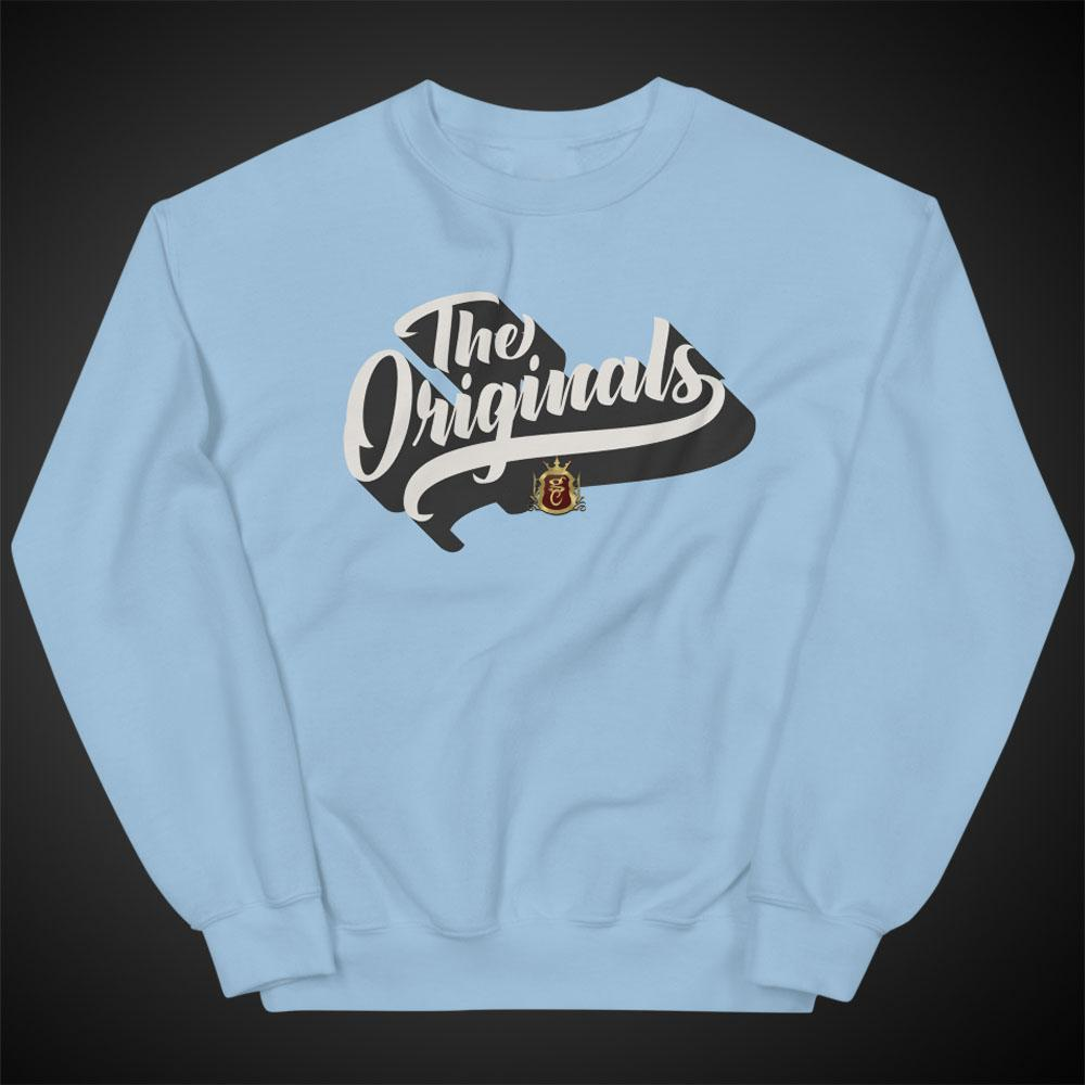 Men Sweatshirts The Originals Crewneck Pull-Over Sweatshirt Authentic OGGC Quality Apparel - Travell Well