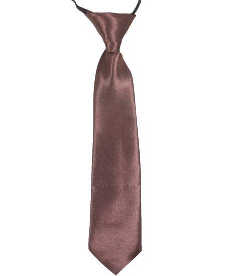 Jr Ties Boys Pink Tie Kids Young Teen Boy Mid-Size Dress Ties - Travell Well