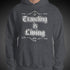Traveling is Living Travel Hoodie Mens Authentic Quality Hoodies Men Hoods