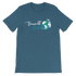 Travell Well Shirt World Travel Globetrotter Tee Quality Travel Shirts - Travell Well