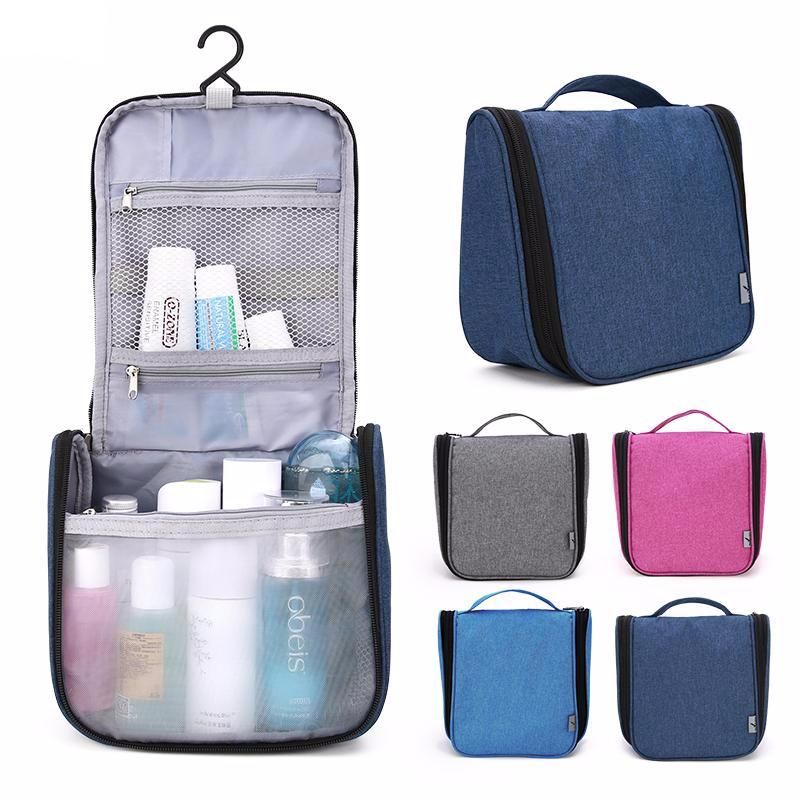Travel Accessory Storage Bag Large Cosmetic Bag Hanging Bags Toiletry Waterproof Hanging Travel Bag - Travell Well