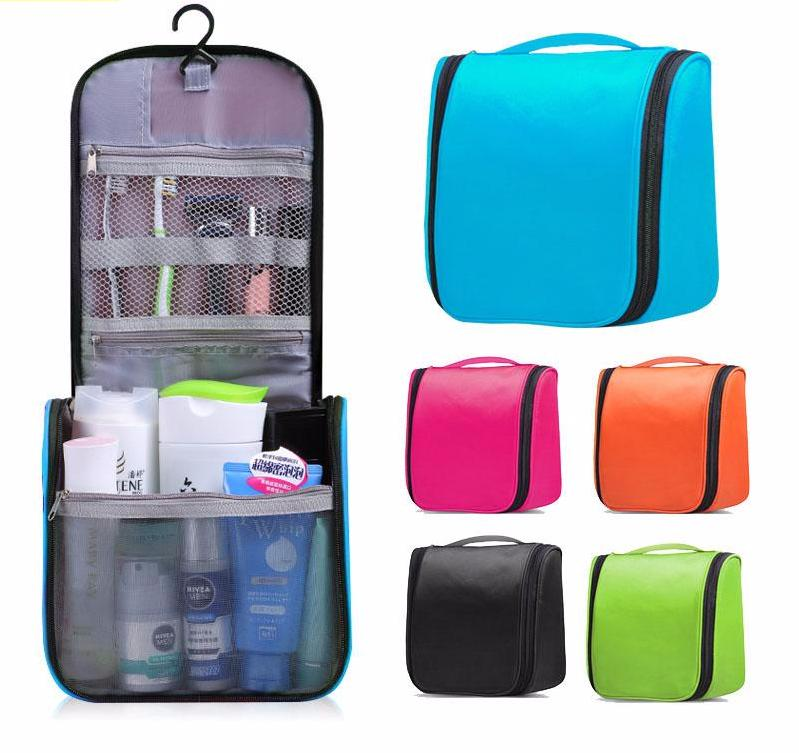 c538846ac3de Travel Storage Waterproof Bag Large Capacity Travel Toiletry Bags Mens  Cosmetic Hanging Makeup Bag
