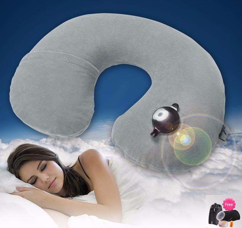 is shop airplane neck hooded travel life pillow