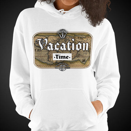 Vacation Time Travel Hoodie Girls Authentic Quality Hoodies Women Hoods - Travell Well