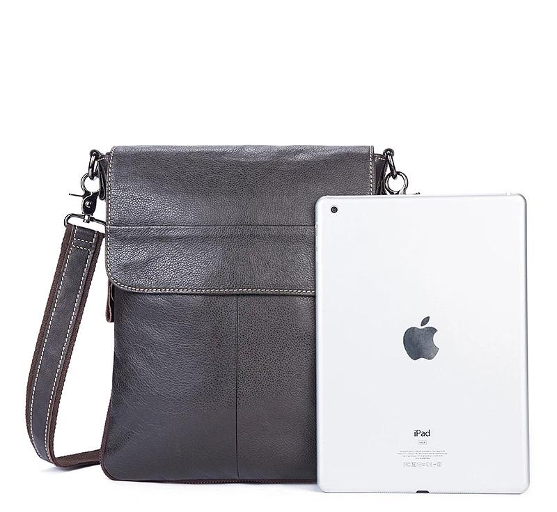 Men's Crossbody Small Ipad Messenger Shoulder Handbag - Travell Well