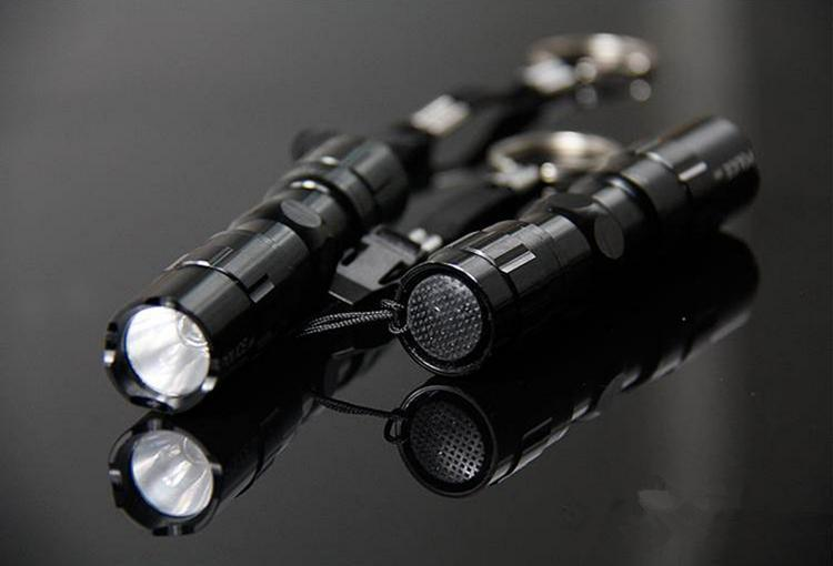 LED Waterproof Torch Mini Handy Flashlight Light Lamp - Travell Well