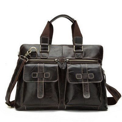 d482028f0b Designer Leather Fashion Style Messenger Bag Crossbody Shoulder Briefcase  Laptop Bags