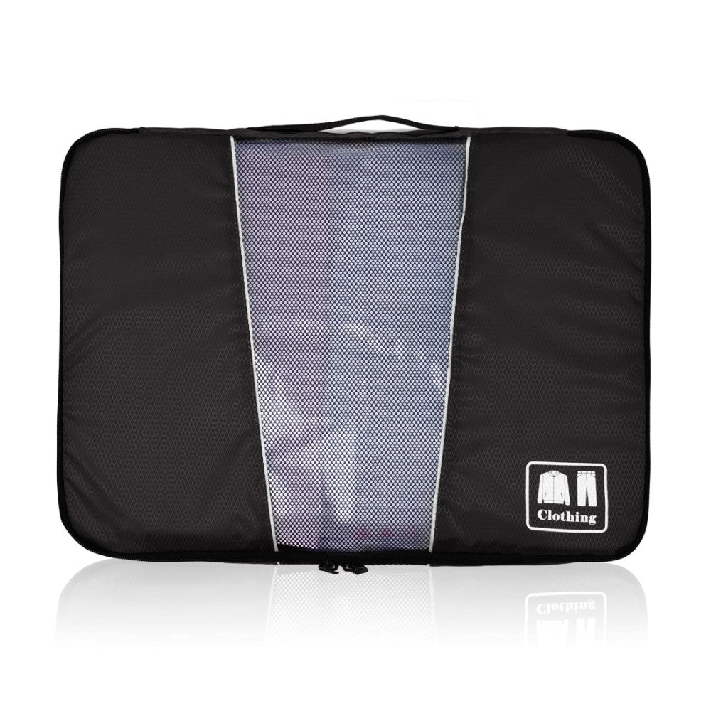 d9bf925e0b4aa Travel Storage Travel Bag Organizer Portable Travel Cube Bags Clothing Shoe  Bag Pocket