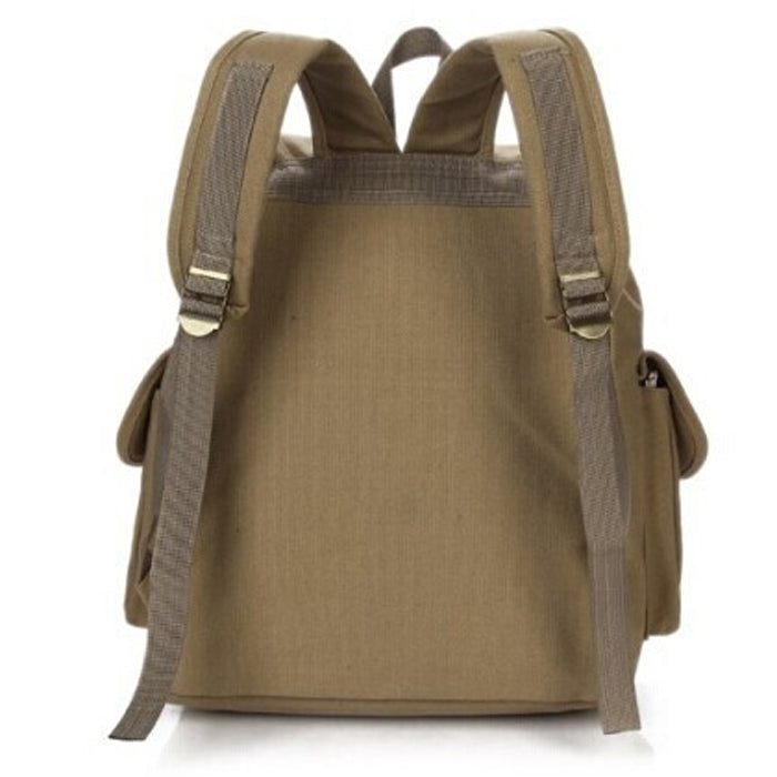 United States Armed Forces Veteran Travel Bag Canvas Backpack Use for Men /&Women
