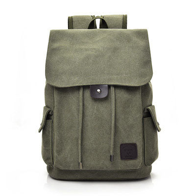 Perfect Backpack Bookbag Unisex School Backpacks Casual Rucksack Canvas Satchel Sac à dos Women Men Mochila Daypack - Travell Well
