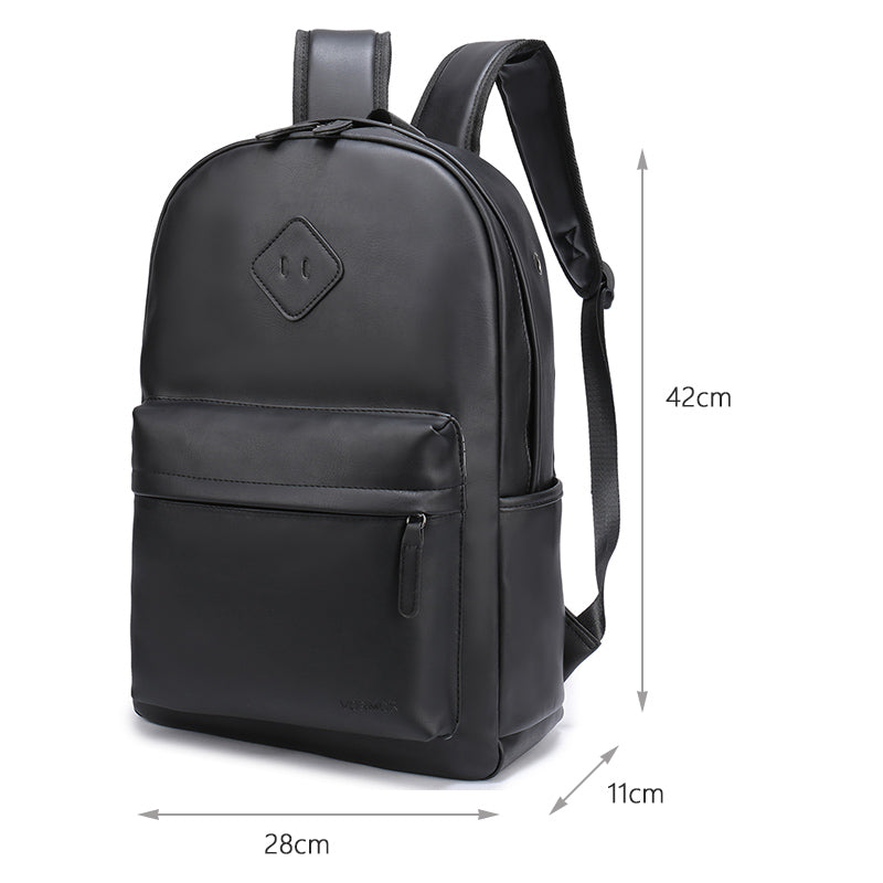 "Black Backpack Multifunction USB Charging 14"" Laptop School Bag Mochila Travel Anti Theft Backpacks - Travell Well"