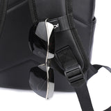 Black Backpack Multifunction USB Charging 14
