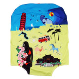 Designer Trolley Case Cover Elastic Travel Accessories S - XL 18 to 32