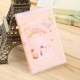 World Map Pink Passport Holder Case Protective Cover Girls Wallets Protective Cover World Map Wallet - Travell Well