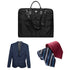 Business Garment Travel Bag Waterproof Suit Bag Nylon Travel Carry On Suits Shoes Overnight Bags - Travell Well
