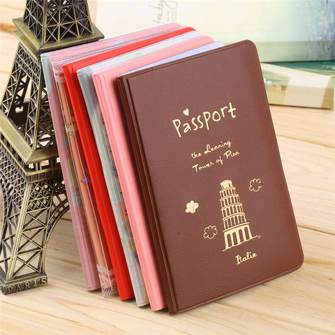 Kids Wallets Captain America Travel Wallet Marvel Passport Holders Boy Girl Travel Passport Holder