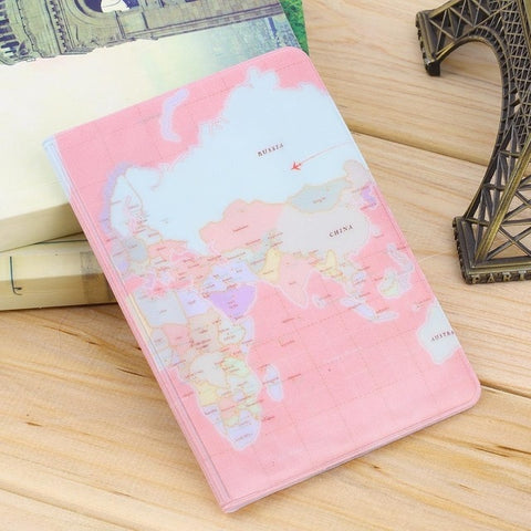 Kids Travel Wallet Passport Card Cover Holder Sofia Hello Kitty Mickey Covers Girls Boys Passports