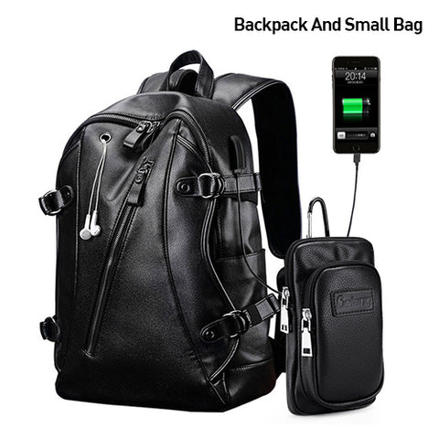 USB Canvas Backpacks Large School Bag Travel Laptop Backbag Vintage Camouflage Backpacks Mochila Rucksack