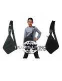 Travis Living Sling Bags Crossbody Silky Sleek Chest Shoulder Slings Bag - Travell Well