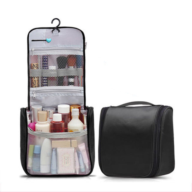 ... Travel Accessory Storage Bag Large Cosmetic Bag Hanging Bags Toiletry Waterproof Hanging Travel Bag - Travell ...
