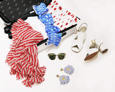 WHAT TO PACK FOR YOUR JULY 4TH GETAWAY