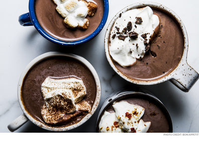 THE MOST DECADENT HOT CHOCOLATES IN NYC