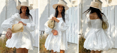 STYLE FILE: KAYLA SEAH'S NEVER-ENDING SUMMER