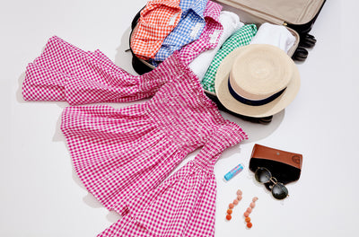 The Carry-On: What We're Packing for Memorial Day Weekend