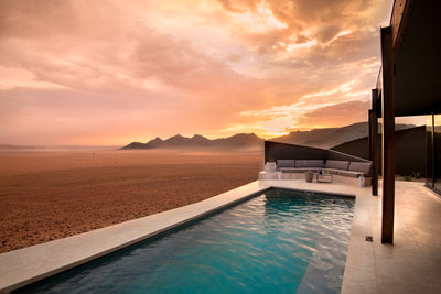HOTEL REPORT: PRIVATE POOLS WITH STUNNING VIEWS
