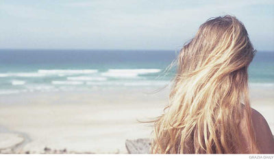 THESE PRODUCTS WILL SAVE SUN DAMAGED HAIR