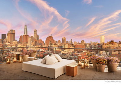 OUR FAVORITE NYC ROOFTOPS THIS SUMMER